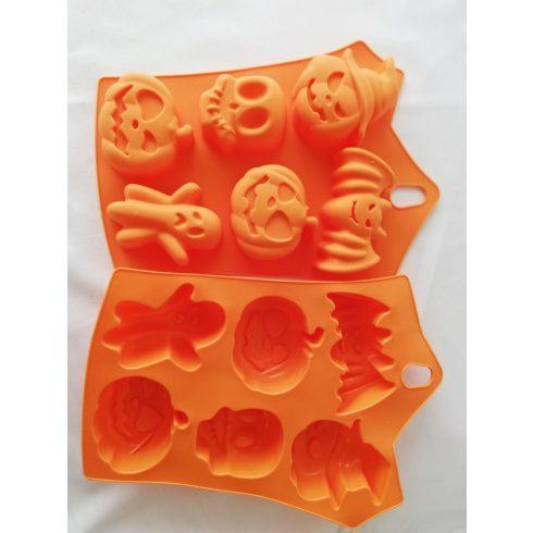 Szilikon Halloween Süti forma