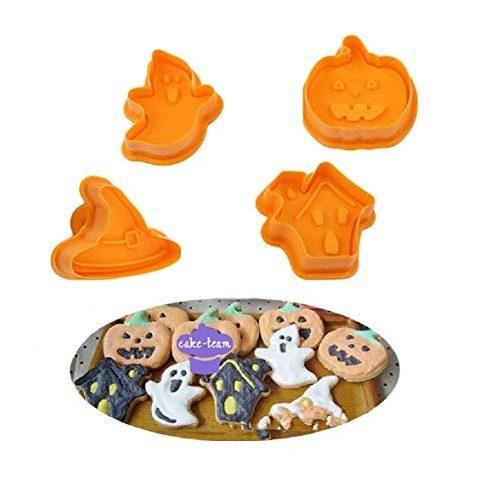 Halloween keksz készítő forma